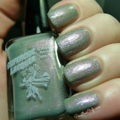 Superchic Lacquer Gauntlet Girl