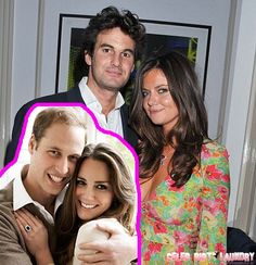 Kate Middleton's Ex Rupert Finch Says Goodbye To Kate Forever