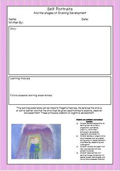 Free-Learning-Story-Template.Jpg 225×260 Pixels | Eylf/Nqf/Mtop