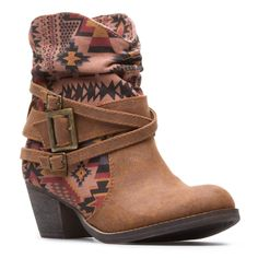 Justified >> Casual boot, fun!