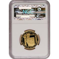 2007-W First Spouse Dolley Madison Half Ounce Gold Coin PF70 UC NGC