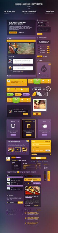 Web UI อย่างสวยเลย แหล่มๆ #Web UI