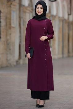 Hijab Gown, Hijab Style Dress, Modest Fashion Hijab, Hijab Chic, Hijab Outfit, Fashion Outfits, Muslim Women Fashion, Islamic Fashion, Modest Dresses