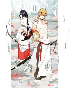 Bleach Ichigo And Rukia, Bleach Anime, Enduro Motocross, Miroku, Bleach Fanart, Bleach Characters, The Monks, Shinigami, Wallpaper