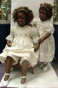 Pauline Middleton Dolls