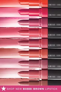Bobbi Brown's latest lipstick launch is all about that just-kissed, no-fuss stain effect. One swipe of new Bobbi Brown Crushed Lip Color on bare lips delivers pigment-rich shades with a blotted look. Add two or more swipes for more intense color payoff. Click to shop at Macy's.