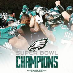 Listen to the best mic'd up moments from Super Bowl LII the Philadelphia Eagles against the New England Patriots. Watch full games with NFL Game Pass: https:. Go Eagles, Eagles Fans, Fly Eagles Fly, Eagles Super Bowl, Philadelphia Sports, Superbowl Champions, Nfc East, Nfl Football, Phillies Baseball