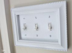 Update Your Light Switch Plates