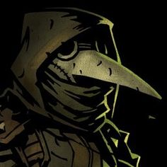 A dungeon crawler that seeks to weigh the psychological effects of delving into hellish monster abodes, not just the damage to HP. Game Character Design, Character Concept, Character Art, Plauge Doctor, Crow Mask, Plague Mask, Overwatch Wallpapers, Darkest Dungeon, Raven Art