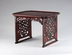 Haeju Soban (Portable Small Dinner Table)