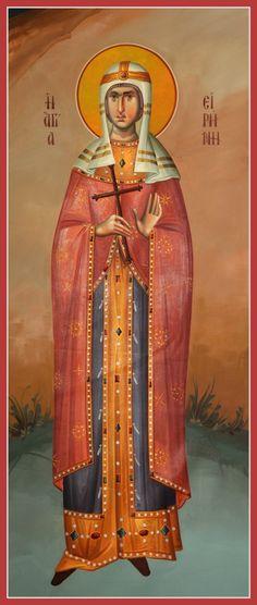 Irene of Thessaloniki | Byzantine Iconography Workshop - kopsidas.com