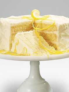 Very Vera - Lemon Layer Cake