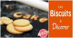 Envie de faire de la décoration de biscuit ? Voilà une recette qui vous permettra d'avoir un rendu bien plat et qui ne se déforme pas à la cuisson ! ^^