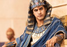 Avan Jogia Interview - 'Tut' and Playing a Pharaoh #avanjogia #tut