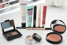 A Budget-Friendly Makeup Starter Kit (all drugstore brands) | A Girl, Obsessed