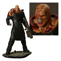 Resident Evil Nemesis Statue - Hollywood Collectibles Group - Resident Evil - Statues at Entertainment Earth