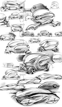 117 Best Victor Uribe Chacon Images Car Sketch Cars Design Cars