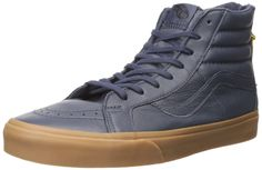 Vans Men's SK8-HI Reissue Zip - Hiking Skateboarding Shoes * Startling review available here  : Fashion sneakers