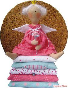 Тильда-ангел (выкройка) - Клуб рукоделия - Страна Мам