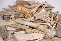 "Lake Superior Driftwood 2""-6"" 100 pcs. $9.99"