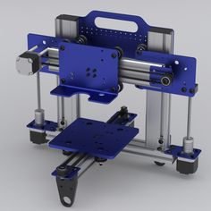 35 Diy 3d Printers Ideas 3d Printer Kit 3d Printer 3d Printer Diy