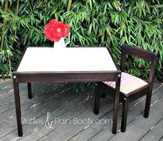 red-flowers-ikea-latt-wm Ikea Hack: Lackluster Latt Table to Toddleriffic Table
