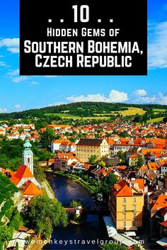 5 Hidden Gems of Southern Bohemia, Czech Republic There is so much more to the Czech Republic than the trip to Prague. Throughout Southern Bohemia's ancient streets and wild landscapes, there's an undeniable romance and rich culture to be discovered. From exploring eccentric traditions to sampling food delights, this region, in a country famed for its stunning architecture and brewing heritage, has an eclectic mix of attractions and activities.