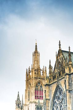 Photo Taken In Metz, France Sky Images, Lorraine, Barcelona Cathedral, Photos, France, Tourism, Kitchens, Pictures, French