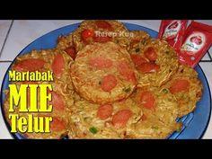 Martabak Mie Telur Sosis - Resep Martabak Mie Telur Sosis Mini - YouTube Chicken, Street, Youtube, Food, Essen, Meals, Walkway, Youtubers, Yemek