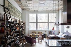 Modern Lofts We'd Love to Call Home