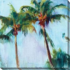 <br> <li>Gallery wrapped Winter Palm canvas art <li>Limited edition Giclee on canvas <li>Comes with certificate of authenticity