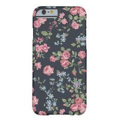 Romantic Vintage Roses iPhone 6 Case
