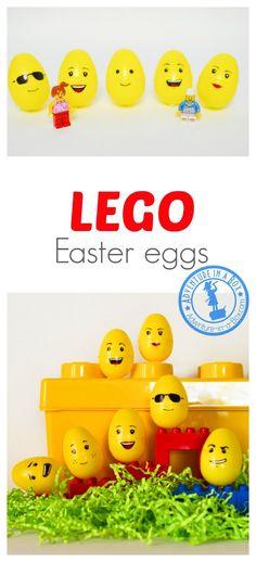 Lego Easter Egg Craf