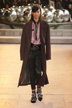 Isabel Marant Winter 2016 Collection