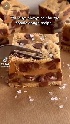 Fun Baking Recipes, Sweet Recipes, Cookie Recipes, Snack Recipes, Delicious Desserts, Yummy Food, Tasty, Desert Recipes, Food Cravings
