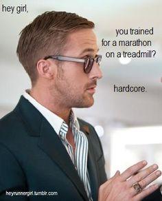 Hey girl... | Ryan Gosling FTW | http://ryangoslingftw.tumblr.com | heyrunnergirl