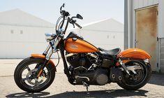 2015 Harley-Davidson® Dyna® Street Bob® Motorcycles