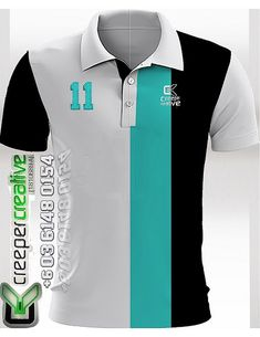 Hanya RM 55 for Customizing Polo Shirt Outfits, Mens Polo T Shirts, Sports Shirts, Mens Tees, Camisa Polo, Corporate Shirts, Polo Shirt Design, Lacoste T Shirt, Casual Wear For Men