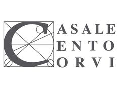 Kaos Agency - Ideazione Logo Casale Cento Corvi