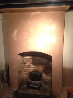 Brick Fireplace Restoration - Part V