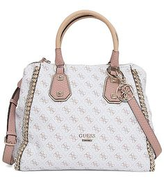 Guess Confidential Chain Purse  My latest addition to my Guess Collection waiting on Spring
