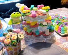 Easter Sweets 2015 - Cake pops, cupcakes & cake