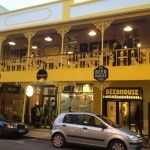 Visit Beerhouse on Long Street for their R50,00 lunch Monday to Friday and get a free beer.