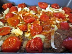 Princesses, Pies, & Preschool Pizzazz: Monday Meals: Swiss Steak