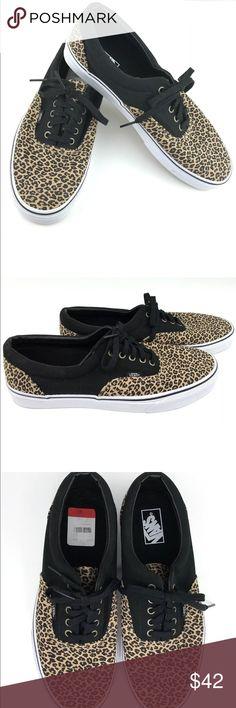 Vans Era Men s 2 Tone Canvas Skate Board Shoes BRAND NEW WITHOUT BOX!! Vans a0fe76337