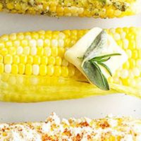 Summer Corn on the Cob and do we ever LOVE CORN ON THE COB!!!!