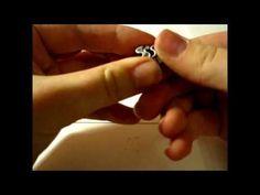 ▶ DIY Perlen aus Kaffee-Kapseln - YouTube