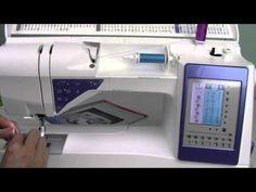 Twin Needle Threading & Set Up Video @ SewingMastery.com