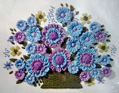 Studio Twelve Instant Stitchery Kits, Flower Loom Kits and Ideas