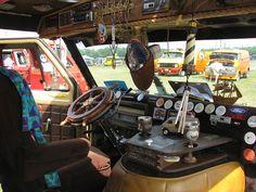 ships steering wheel